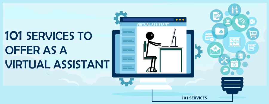 101 virtual assistant services