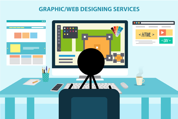 graphic web designing services