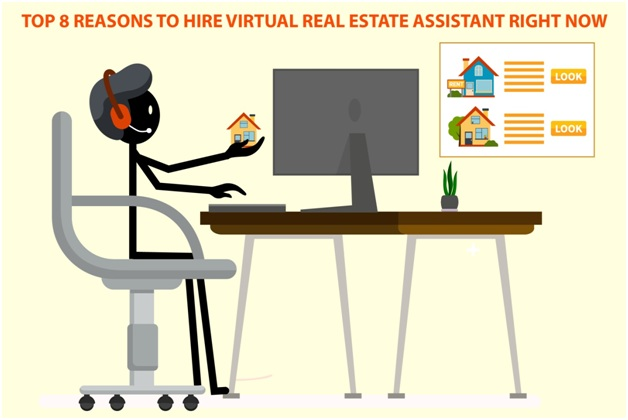 TOP 8 REASONS TO HIRE VIRTUAL REAL ESTATE ASSISTANT RIGHT NOW