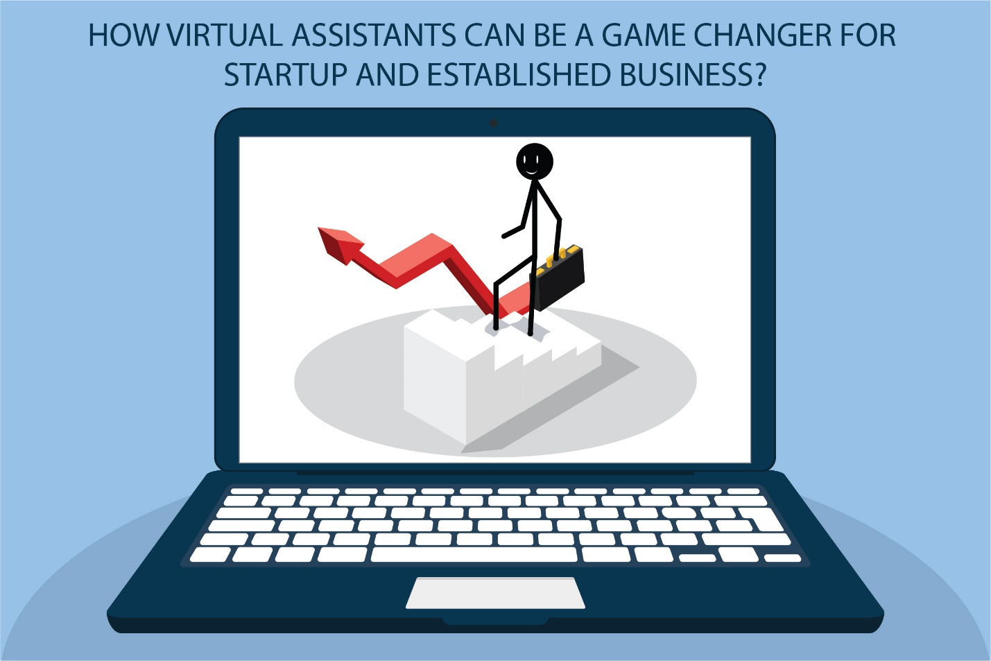 HOW VIRTUAL ASSISTANTS CAN BE A GAME CHANGER FOR STARTUP AND ESTABLISHED BUSINESS?
