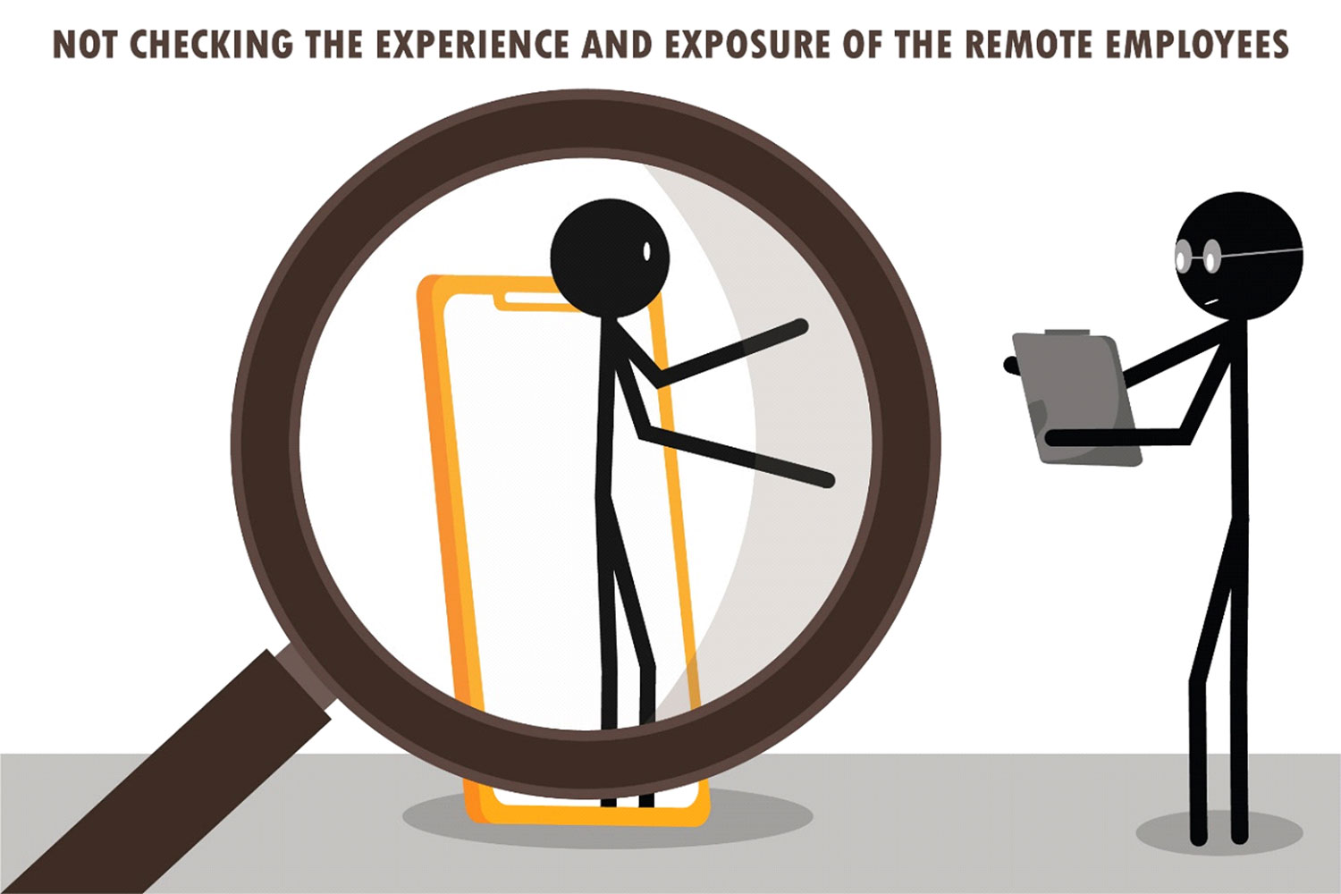 NOT-CHECKING-THE-EXPERIENCE-AND-EXPOSURE-OF-THE-REMOTE-EMPLOYEES