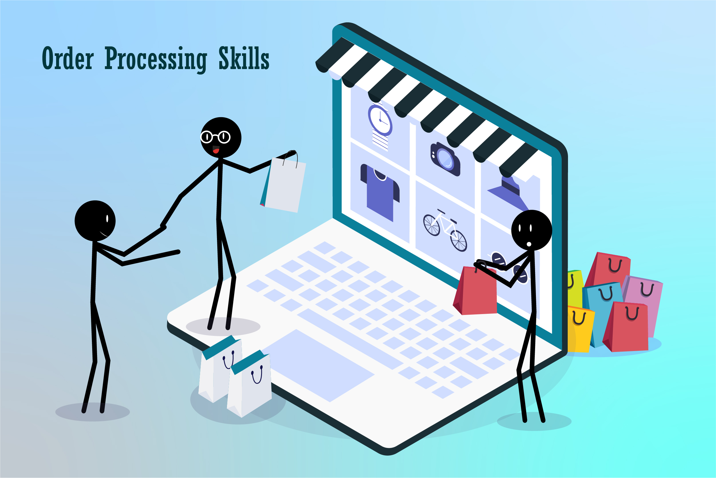 Order Processing Skills