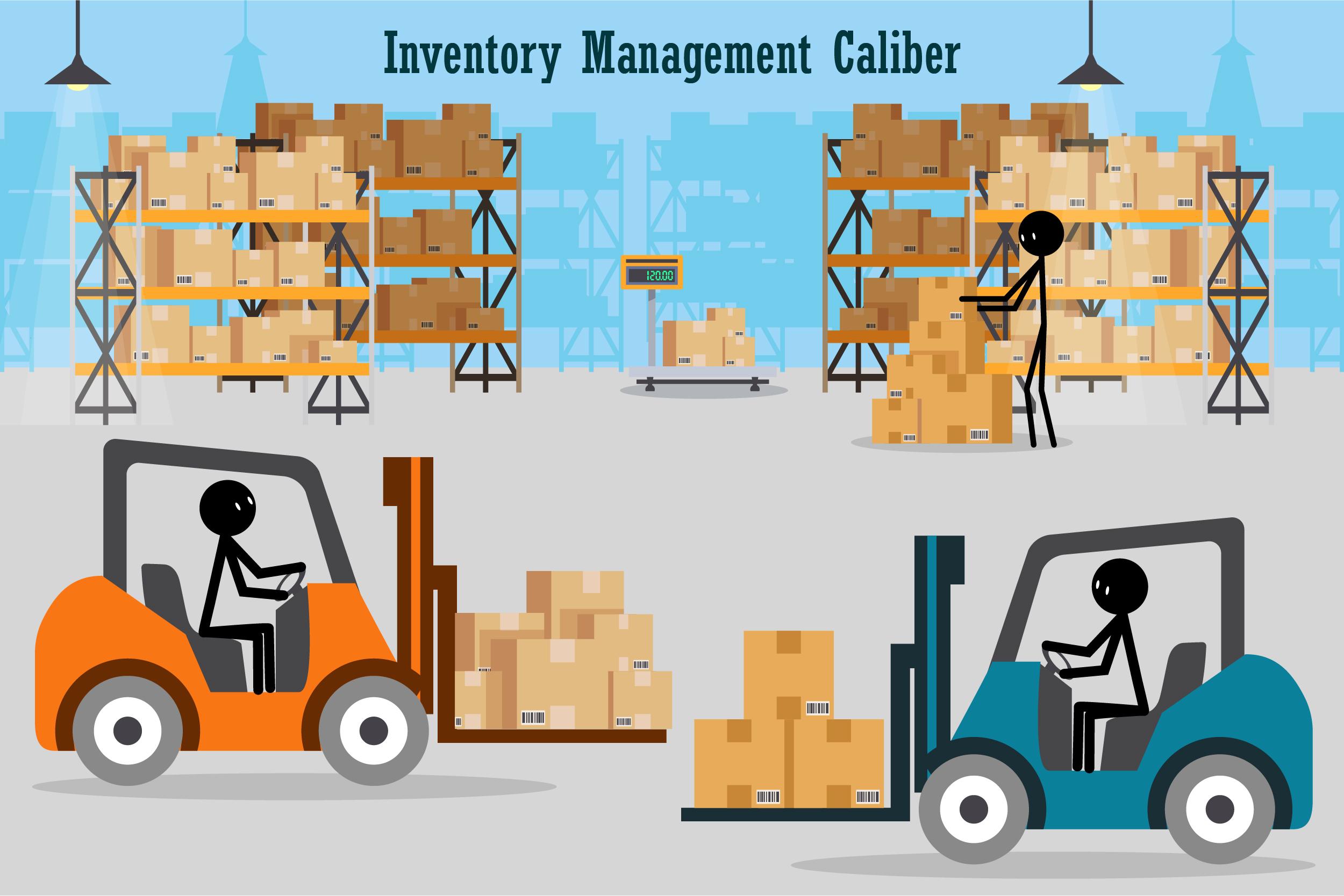 Inventory management calibre