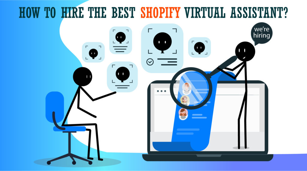 SHOPIFY VIRTUAL ASSISTANT