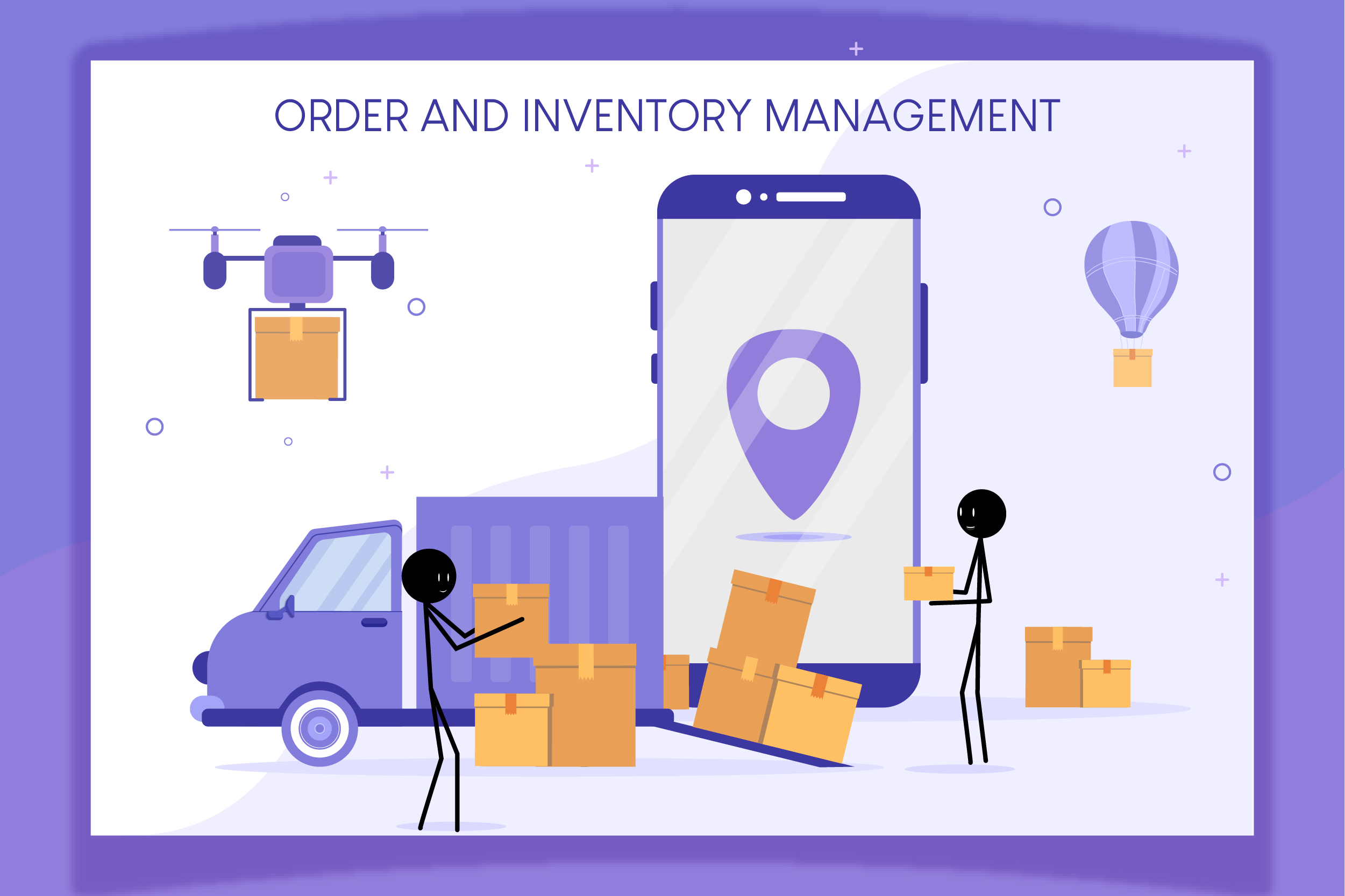 Order and inventory management